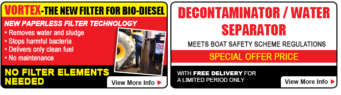 Featured Products - Fuel Tester and a Decontaminator
