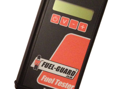 Fuel Tester
