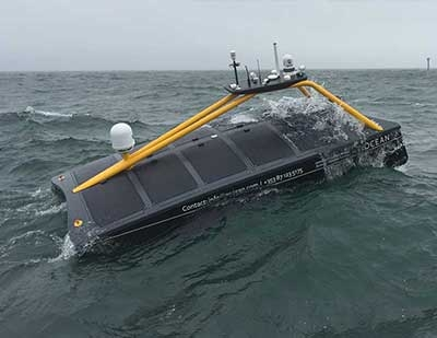 Ocean Exploration And Surveying
