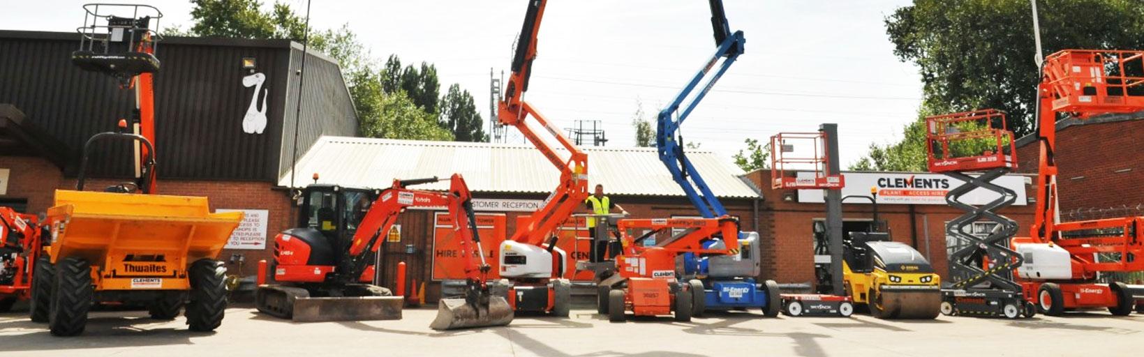 Clements Plant & Access Fuel Breakdowns – Eliminated